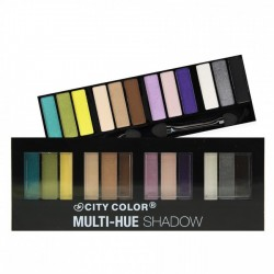 Multi-Hue Shadow City Color
