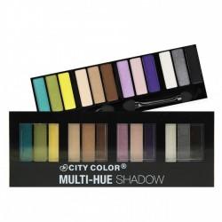 Multi-Hue Shadow City Color