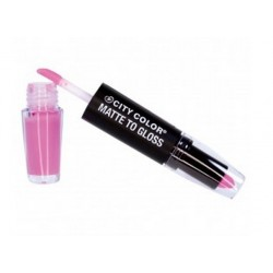 Labial Matte to Gloss