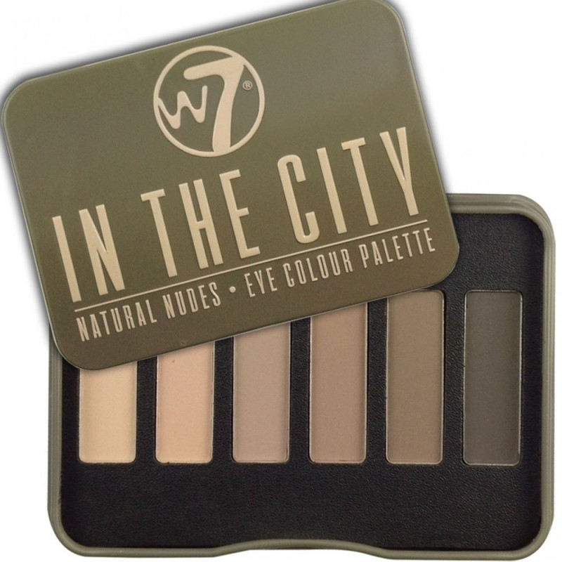 In the City W7 Cosmetics