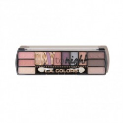 Paleta de sombras Day to Night L.A. Colors