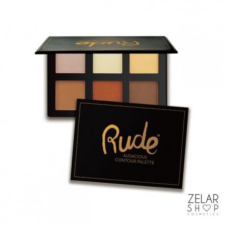 Audacious Contour Palette Rude Cosmetics