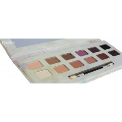 Paleta de sombras Neutral Gelden