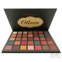 Paleta de 35 sombras BC11 Olivia Beauty Creations