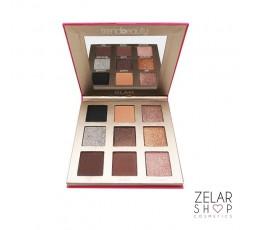 Paleta de sombras Bose Babe Glam Trendbeauty
