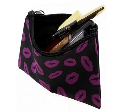 Small Cosmetic Bag Kisses L.A Colors