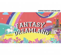 Paleta de sombras Take Me Away ESP3-03 Fantasy Dreamland J Cat