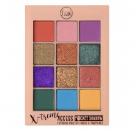 Paleta de sombras X-Treme Access Pocket XPS-03 Pops of Paparazzi J Cat