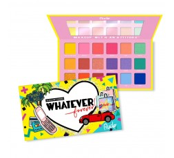 Whatever Forever Eyeshadow Palette Rude Cosmetics