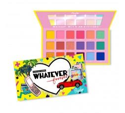 Whatever Forever Eyeshadow Palette Rude Cosmetics