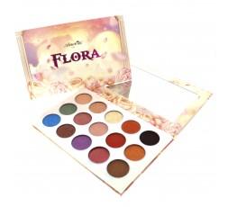 Flora Pressed Pigment Palette Amor Us