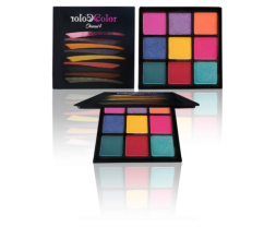 Sombras Obsessed 4 Ccolor Cosmetics