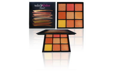 Sombras Obsessed 5 Ccolor Cosmetics