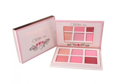 Floral Bloom Blush Palette Beauty Creations