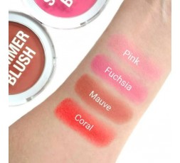 Shimmer Blush City Color