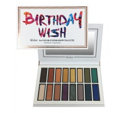 Sombras Birthday Wish Ccolor Cosmetics