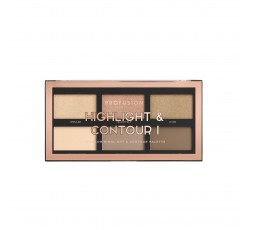 Highlight and Contour Profusion