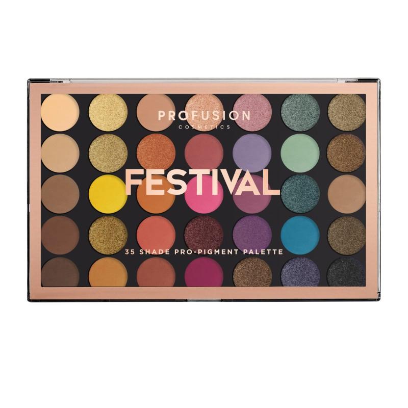Festival Eyeshadow Palette Profusion