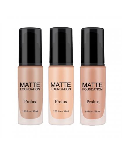 Base de maquillaje Matte Prolux