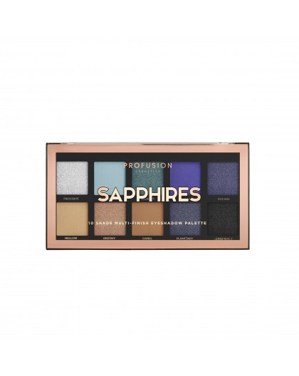 Sapphires Palette Profusion