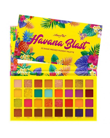 Paleta de sombras Havana Blast Amor Us