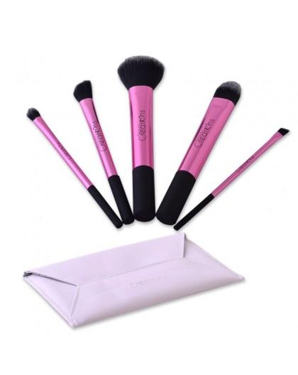 Set de 5 Brochas Beauty Creations