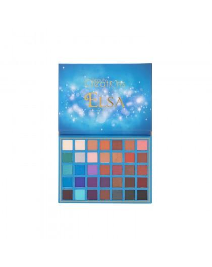 Paleta de 35 sombras BC12 Elsa Beauty Creations