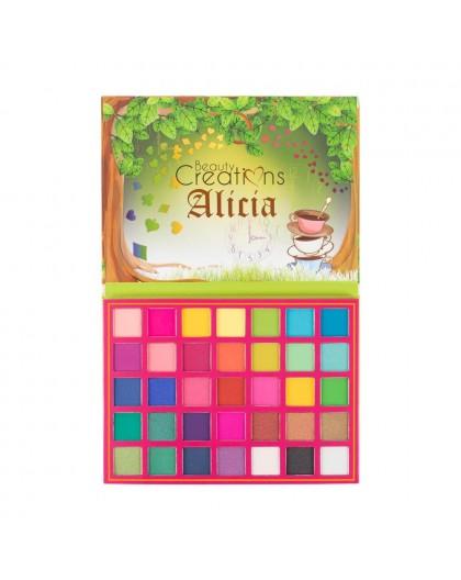 Paleta de 35 sombras BCE14 Alicia Beauty Creations
