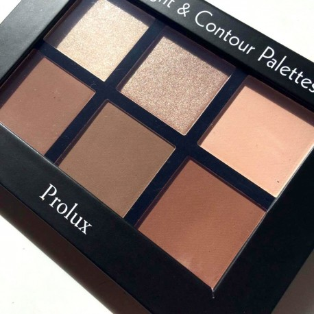 Highlight & Contour Palette Prolux